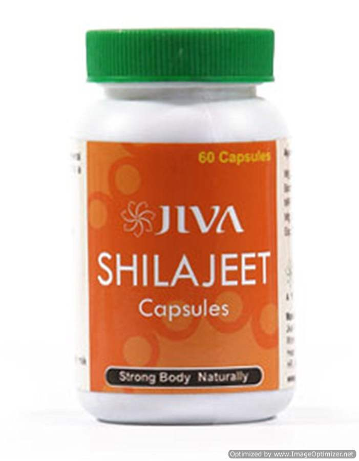Buy Jiva Shilajeet Capsule online New Zealand [ NZ ]