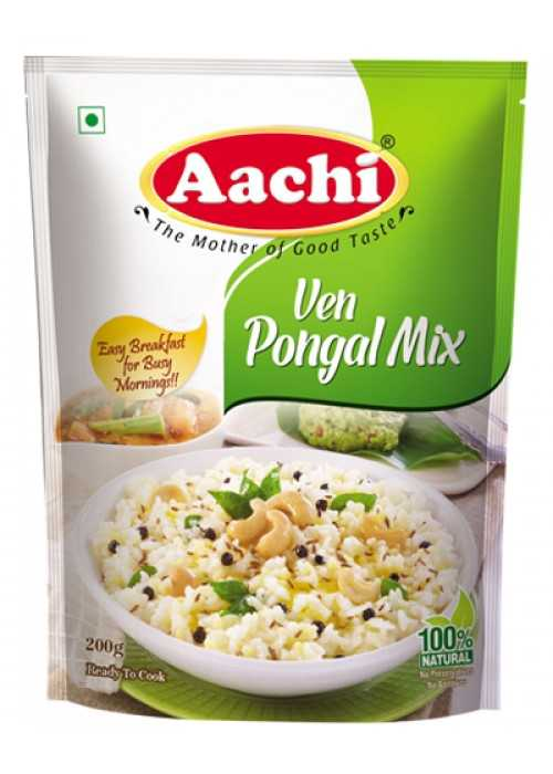 Buy Aachi Ven Pongal Mix online United States of America [ USA ]