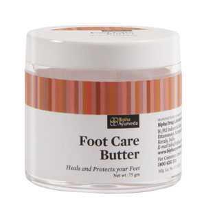 Buy Bipha Ayurveda Foot Care Massage Butter online Singapore [ SG ]