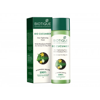 Buy Biotique Bio Cucumber Pore Tightening Toner online Australia [ AU ]