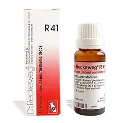 Buy Dr. Reckeweg R41 Lack of Vitality online Italy [ IT ]