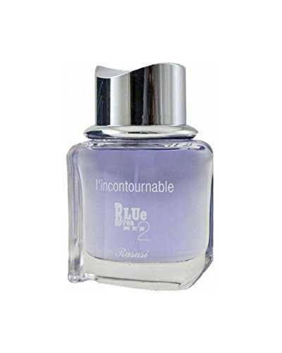 Buy Rasasi I'incountrable Blue for Men 2 Edt online New Zealand [ NZ ]