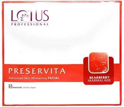 Buy Lotus Professional Preservita Advanced Skin Whitening Facial Bearberry Marmalade online United States of America [ USA ]