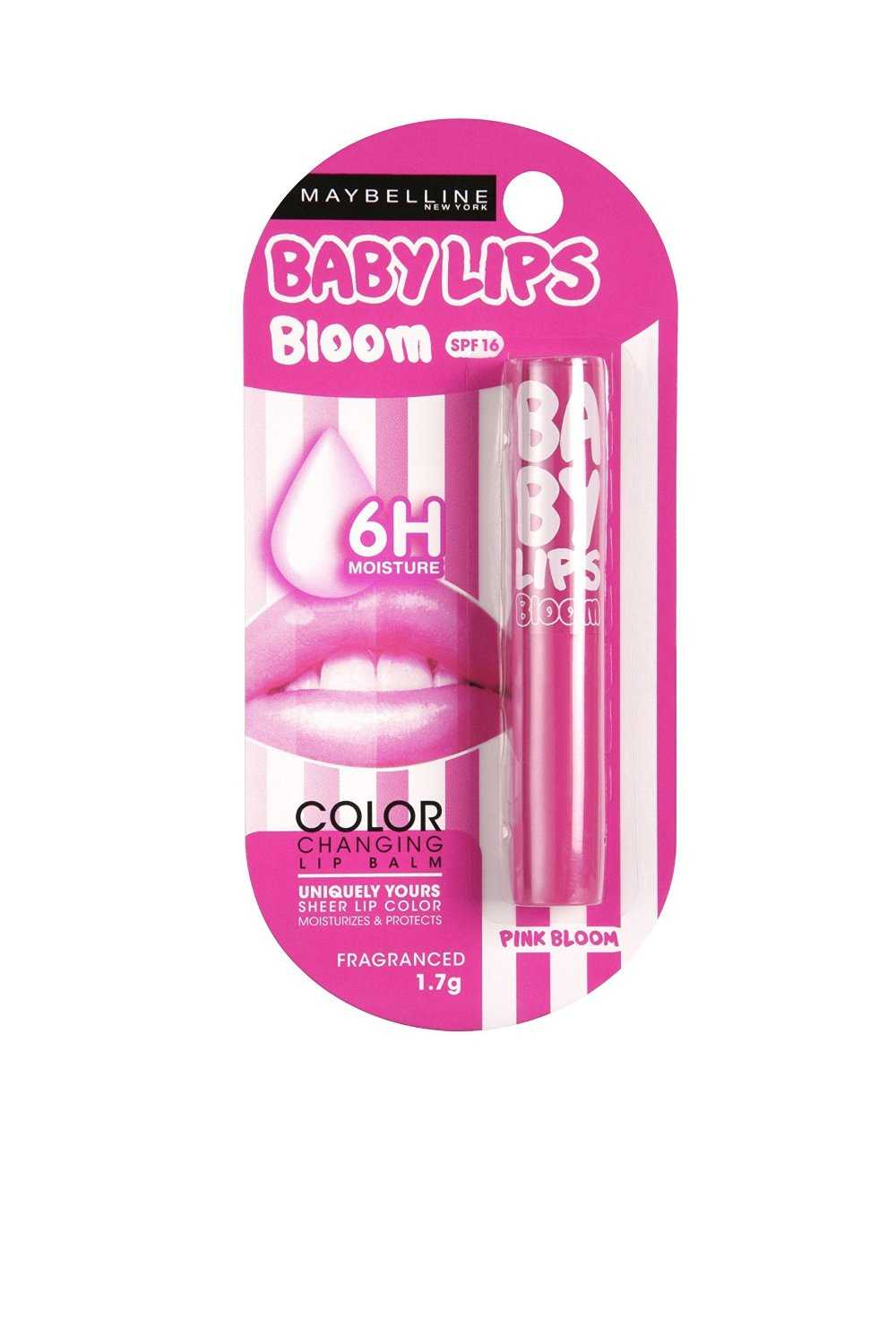 1fa930fbd Buy Maybelline Baby Lips Color Changing Lip Balm Pink Bloom online  Australia   AU
