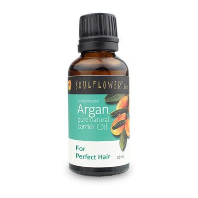 Buy Soulflower Coldpressed Argan Carrier Oil online United States of America [ USA ]
