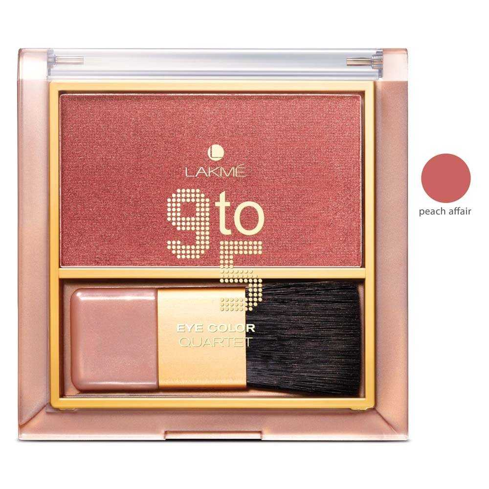 Buy Lakme 9 to 5 Pure Rouge Blusher - Peach Affair online Switzerland [ CH ]