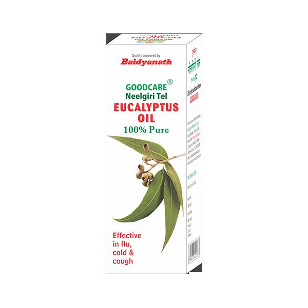 Buy Baidyanath Neelgiri Taila (Eucalyptus) online Nederland [ NL ]