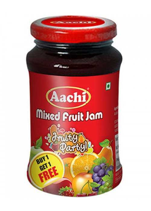 Buy Aachi Mixed Fruit Jam - 200 gms online United States of America [ USA ]
