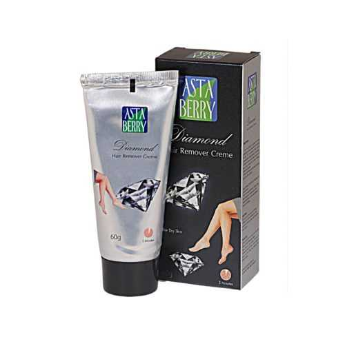 Buy Asta Berry Diamond Hair Remover Creme online Singapore [ SG ]