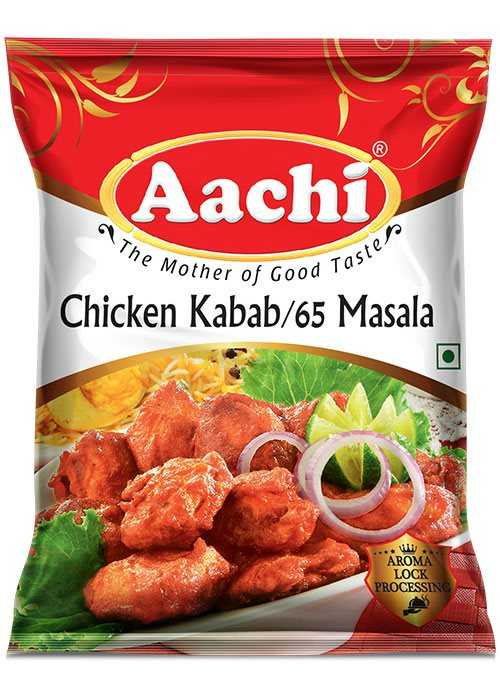 Buy Aachi Chicken 65 Masala - 500 gms online United States of America [ USA ]