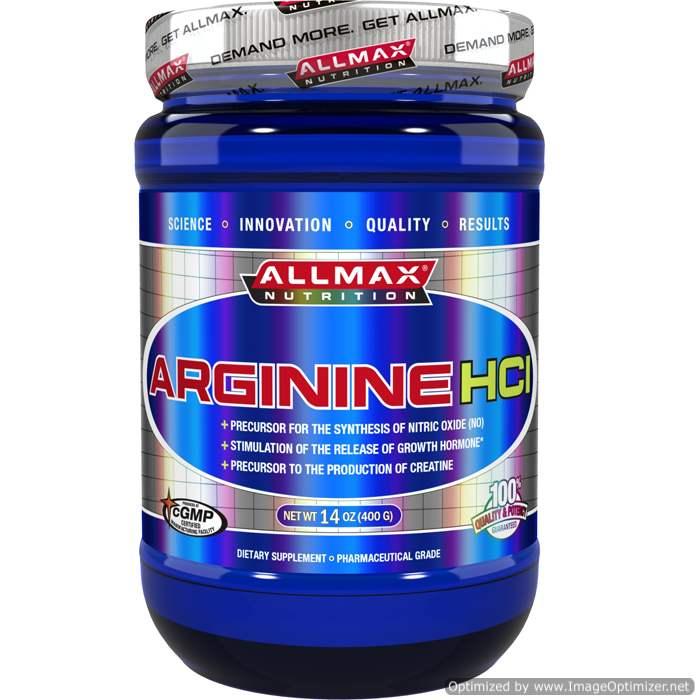 Buy Allmax Arginine Powder online Australia [ AU ]