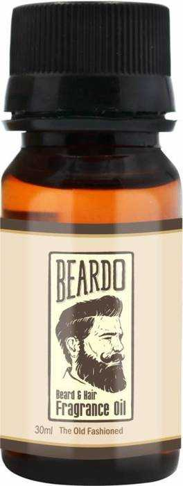 Buy Beardo The Old Fashioned Beard And Hair Fragrance Oil - 30 ml online United States of America [ USA ]