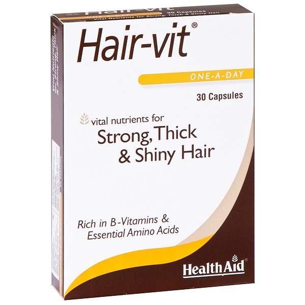 Buy HealthAid Hair-Vit Capsules online Nederland [ NL ]