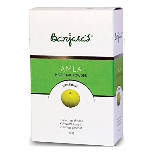 Buy Banjara's Amla Powder online Switzerland [ CH ]