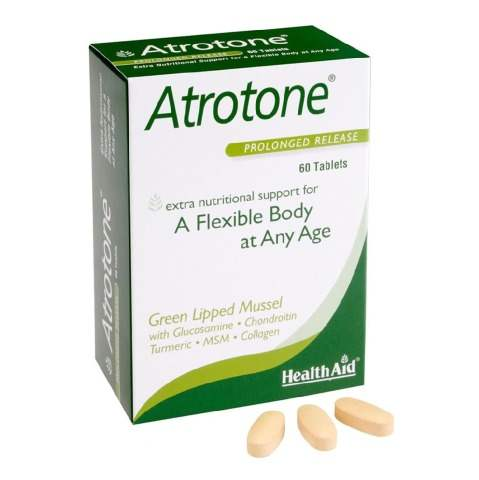 Buy HealthAid Atrotone Prolonged Release Tablets online United States of America [ USA ]