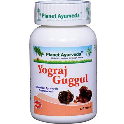 Buy Planet Ayurveda Yograj Gugglu Capsules online New Zealand [ NZ ]