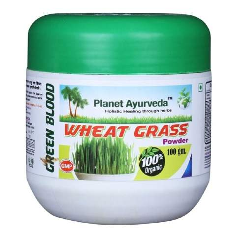 Buy Planet Ayurveda Wheat Grass Powder online Italy [ IT ]