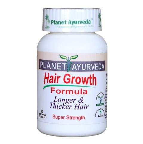 Buy Planet Ayurveda Hair Growth Formula Capsules online United States of America [ USA ]