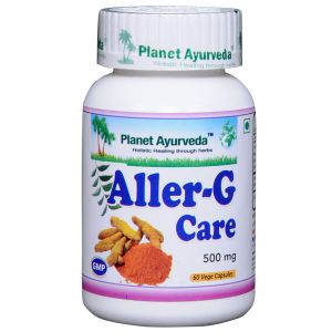 Buy Planet Ayurveda Aller-G Care Capsules online Australia [ AU ]