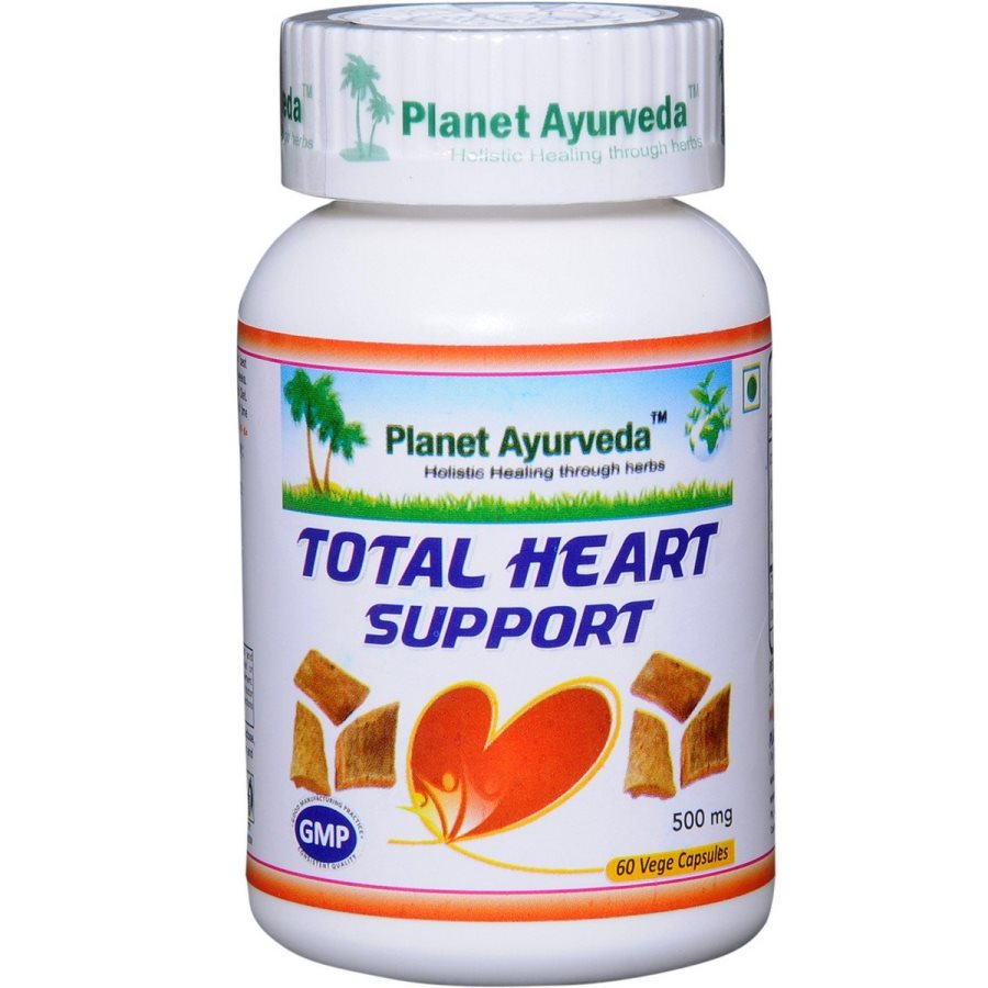 Buy Planet Ayurveda Total Heart Support Capsules online Malasiya [ MY ]