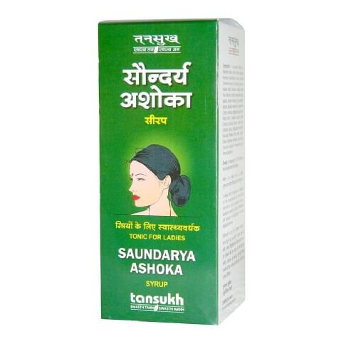 Buy Tansukh Saundarya Ashoka Syrup For Women online Malasiya [ MY ]