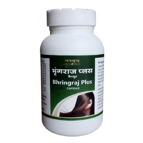Buy Tansukh Bhringraj Plus capsules online United Kingdom [ UK ]