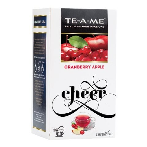 Buy TE-A-ME Cranberry Apple Tea online United States of America [ USA ]