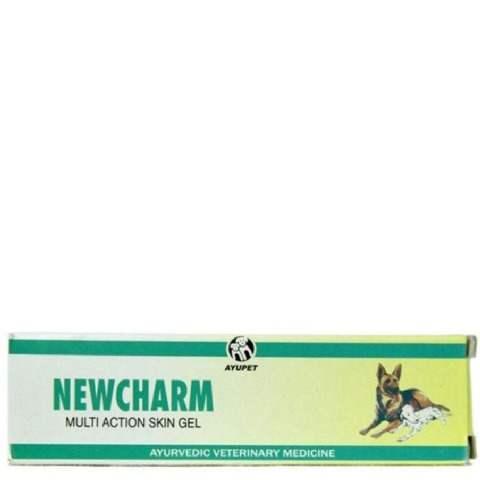 Buy Ayurvet Newcharm Multiaction Skin Gel online Nederland [ NL ]