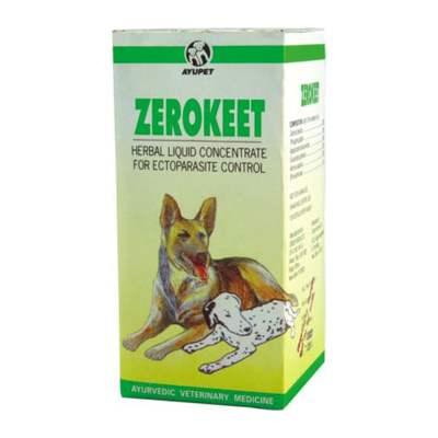 Buy Ayurvet Zerokeet Herbal Skin Liquid online United States of America [ USA ]