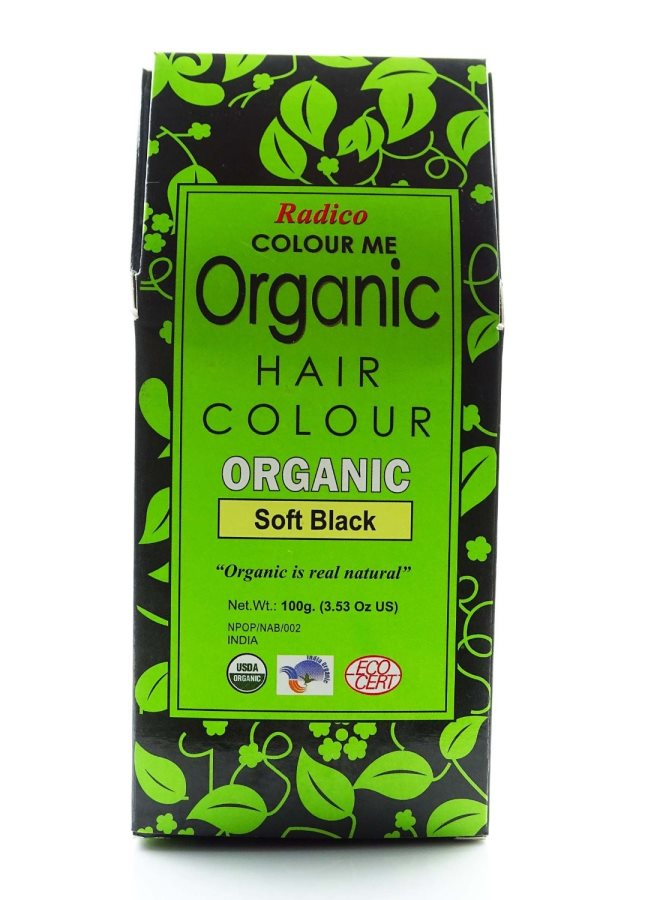 Buy Radico Natural Black Herbal Hair Color online Nederland [ NL ]