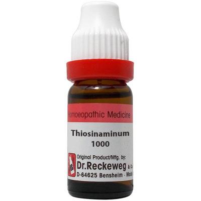 Buy Dr. Reckeweg Thiosinaminum 1000 CH online Belgium [ BE ]