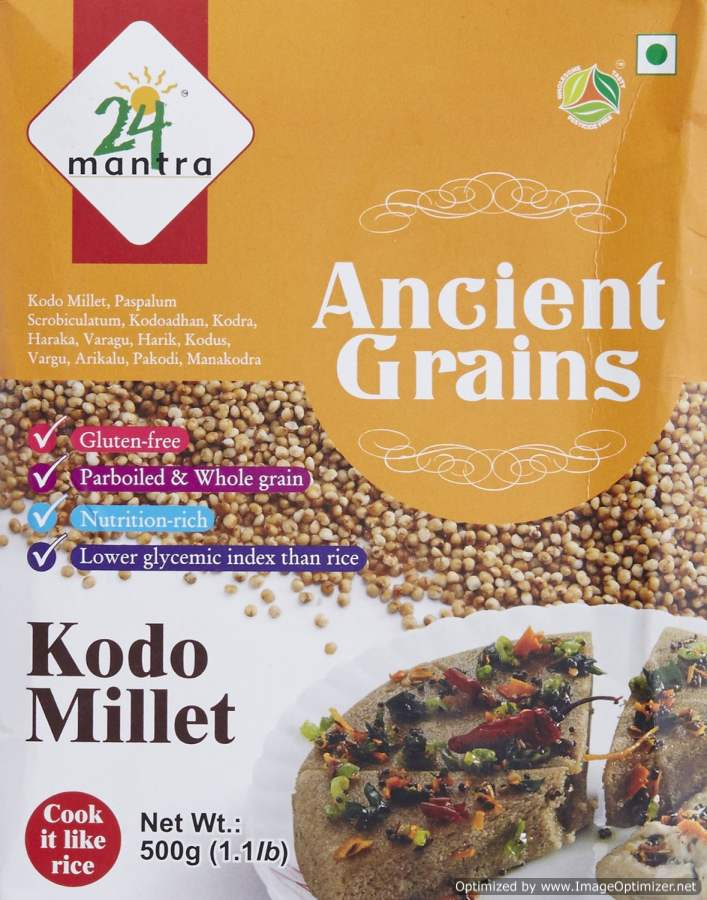 Buy 24 Organic Mantra Products Kodo Millet online United States of America [ USA ]