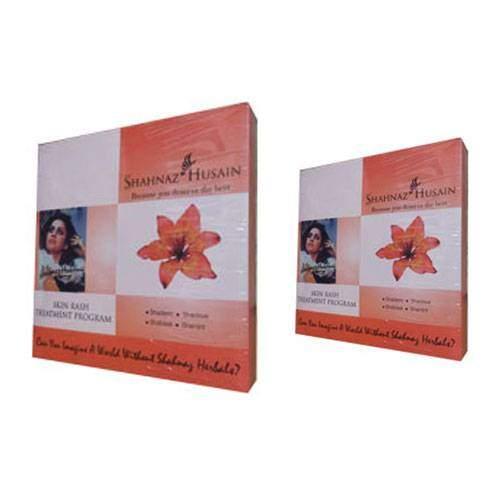 Buy Shahnaz Skin Rash Treatment Program Kit online Nederland [ NL ]